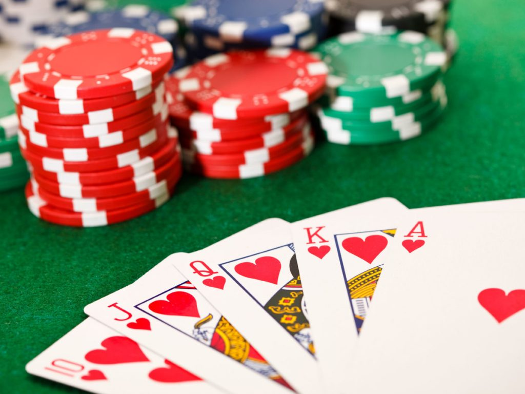 Four Tips on Online Casino You Can't Afford To overlook